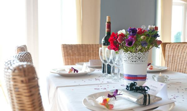 wedding - the boardroom at blue, table dressing1