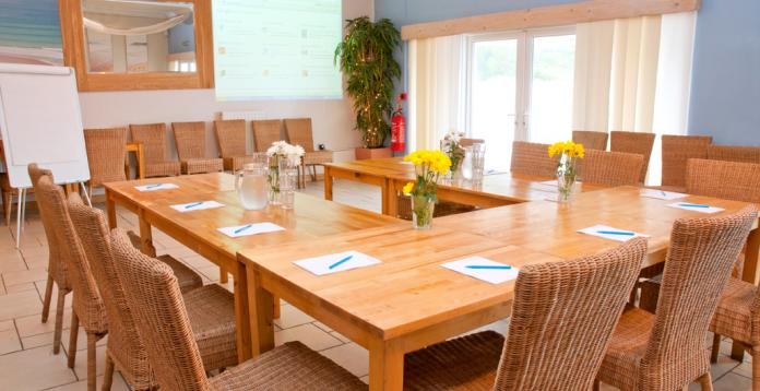 Business meeting space Porthtowan Cornwall